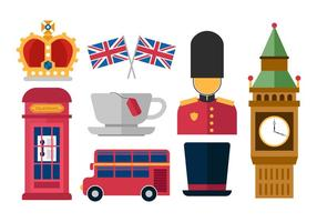 Free Great Britain Kingdom Vector Icons