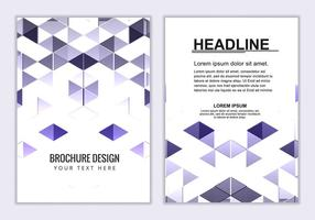 Gratis Vector Business Booklet