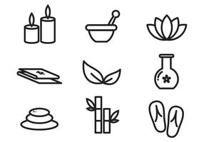 Gratis Spa Vector Icon