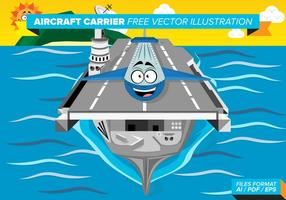 Aircraft Carrier Free Vector Pack