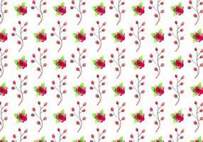 Free Vector Aquarell Blumen Hintergrund