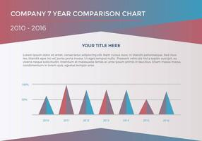 Free Annual Report Vector Presentation 4