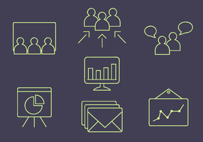 Free Business Icons Vektor
