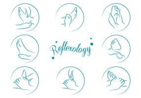 Free Reflexology Vector