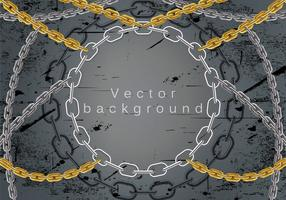 Chainmail vector background