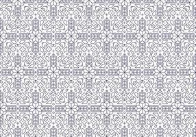 Dark Outline Pattern