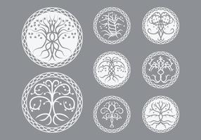 Vector Celtic Tree gratuito