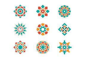 Free Arabesque Graphic Vectors