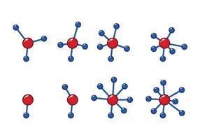 Vecteur atomium 2