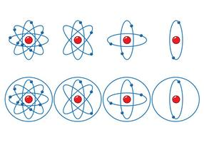 vettore di atomium 1