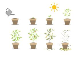 Gratis Grow Up Vector
