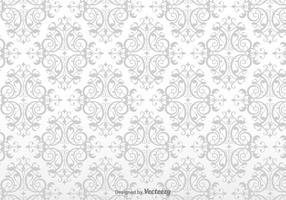 Free Baroque Vector Wallpaper