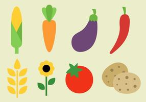 Free Vegetables Vector