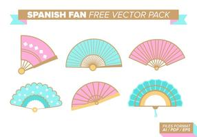 Español Fan Free Vector Pack