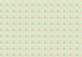 Diamant pastellmönster