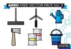 Agro Free Vector Pack Vol. 3