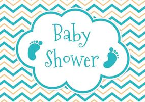 Carte Baby Shower