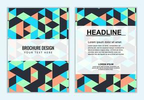 Brochure Free Vector Business