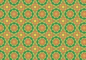 Free Maroc Vector Pattern
