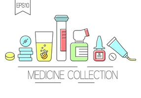 Collection de médecine gratuite