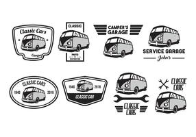 Gratis Classic Car Vector Pack