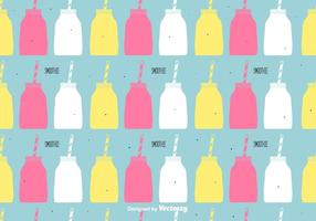 Smoothie Pattern Background