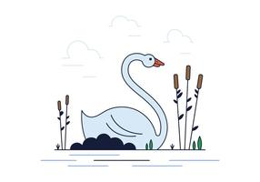 Free Goose Vector