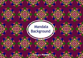Mandala Background Vector
