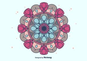 Colorful Mandala Vector