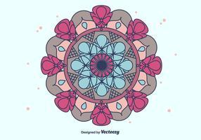 Kleurrijke Mandala Vector