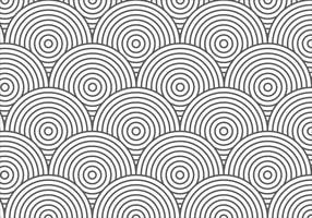 Retro Chainmail Pattern Background vector