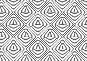 Retro Chainmail Pattern Background