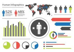 World Infographic Illustration