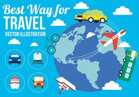 Gratis Vector Travel