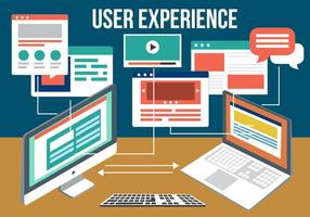Gratis Vector User Experience