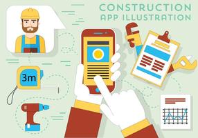 Free Construction Vector Elements