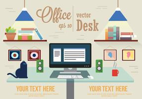 Designer Office Vector gratuito