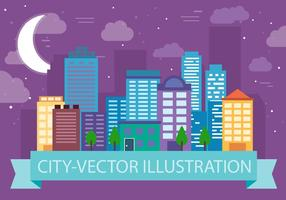 Free Cityscape Vector Illustration