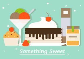 Illustrazione vettoriale di dolci gratis