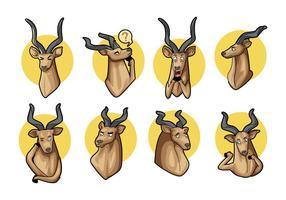 Vector grátis de Kudu