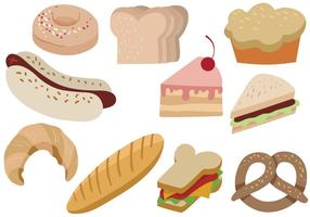 Free Snack Vectors