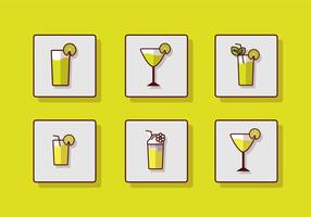Fresh Drinking Icon vector