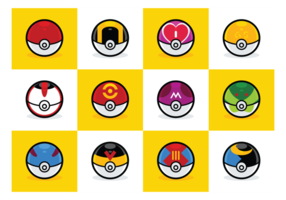 Pokeball Types