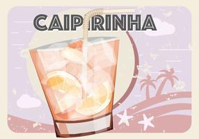 Caipirinha-vektor