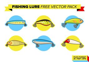 Fiske Lure Free Vector Pack