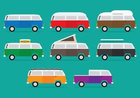 Vw camper icon