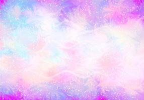 Vecteur violet pixie poussière fond
