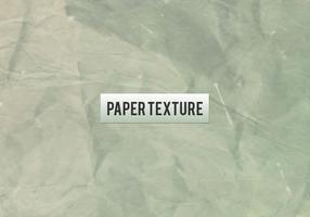 Textura verde del papel del vector