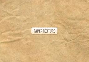 Textura libre del papel de Tan del vector