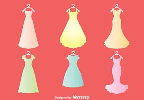 Bridesmaid Collection Vector